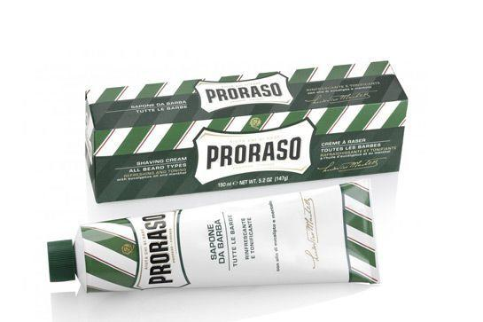 "<p>For those who love to purchase shaving cream from the men's grooming aisle (you know who you are), this is for you. Not only does the vintage packaging look better than a can of Edge, it's been the number one shaving cream on Amazon since its launch in early 2015. Proraso Shaving Cream Eucalyptus & Menthol, $10, available at <a href=""http://www.amazon.com/Proraso-Shaving-Eucalyptus-Menthol-Formulation/dp/B00837ZOI0/ref=sr_1_1?s=beauty&ie=UTF8&qid=1451927861&sr=1-1&keywords=Proraso+Shaving+Cream%2C+Eucalyptus+%26+Menthol%2C+150+ml%2C+New+Formulation"">Amazon</a>.</p>"