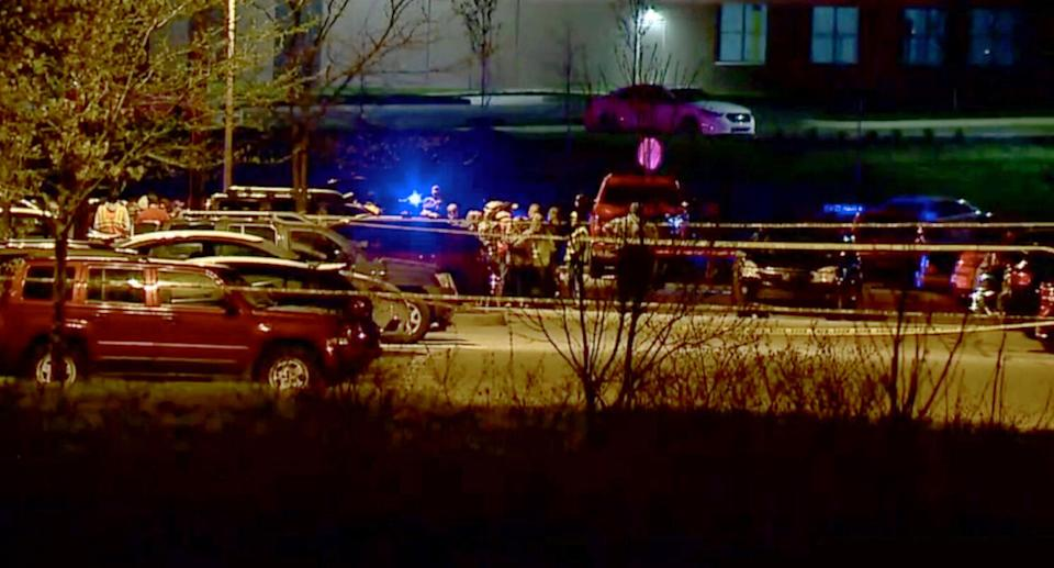 At least eight people were killed after the shooter opened fire at the facility Thursday. Source: WXIN
