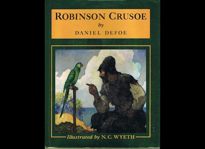 Poor old Crusoe's troubles really begin when, having already survived a ship wreck, his second voyage is taken over by Salé pirates and he ends up enslaved by a Moor. Daniel Defoe's 1917 novel is famous for its pirates but features a whole host of nasties, including cannibals and hungry wolves.