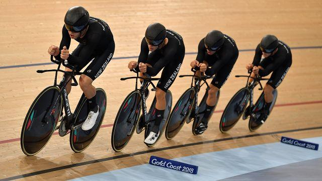 The Kiwi team in question. Image: Getty