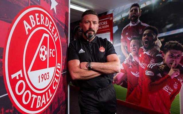Exclusive interview: I'm sure I will get chance to work down south again, says Aberdeen's in-demand manager Derek McInnes