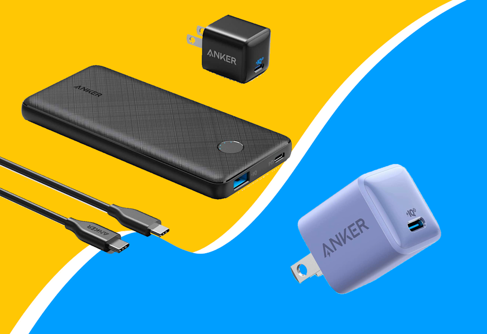 Save up to 45% on Anker charging accessories right now at Amazon.