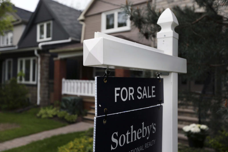 TORONTO, ON - MAY 16 - Real Estate for booming GTA housing market, May 16, 2017. (Andrew Francis Wallace/Toronto Star via Getty Images)
