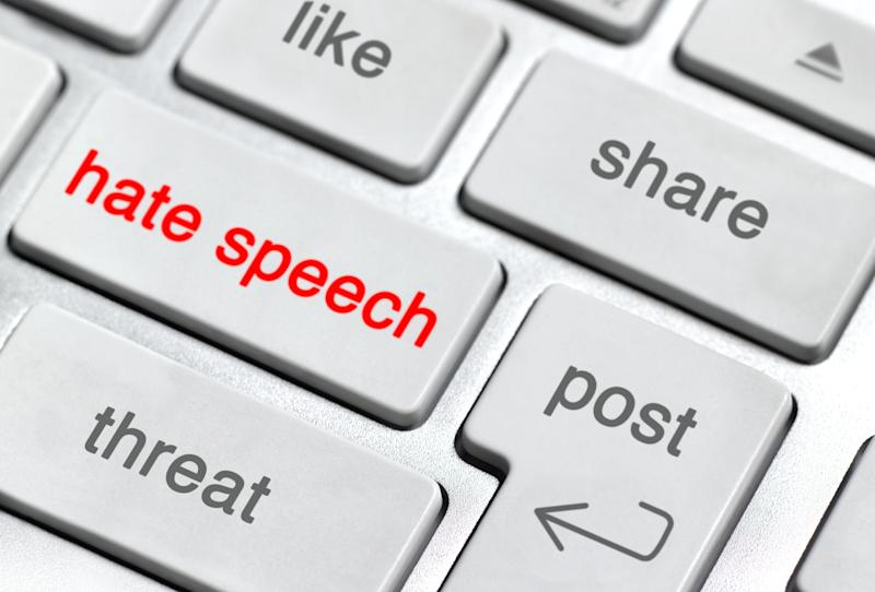 hate crime hate speech bullying online