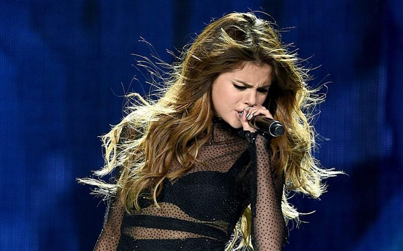 Selena Gomez struggles with Instagram - 2016 Getty Images