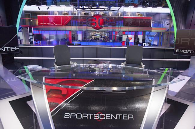 ESPN to layoff 100 on-air talent