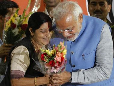 Congress comes to Sushma Swaraj's defence after vicious trolling; BJP ministers and leaders maintain silence