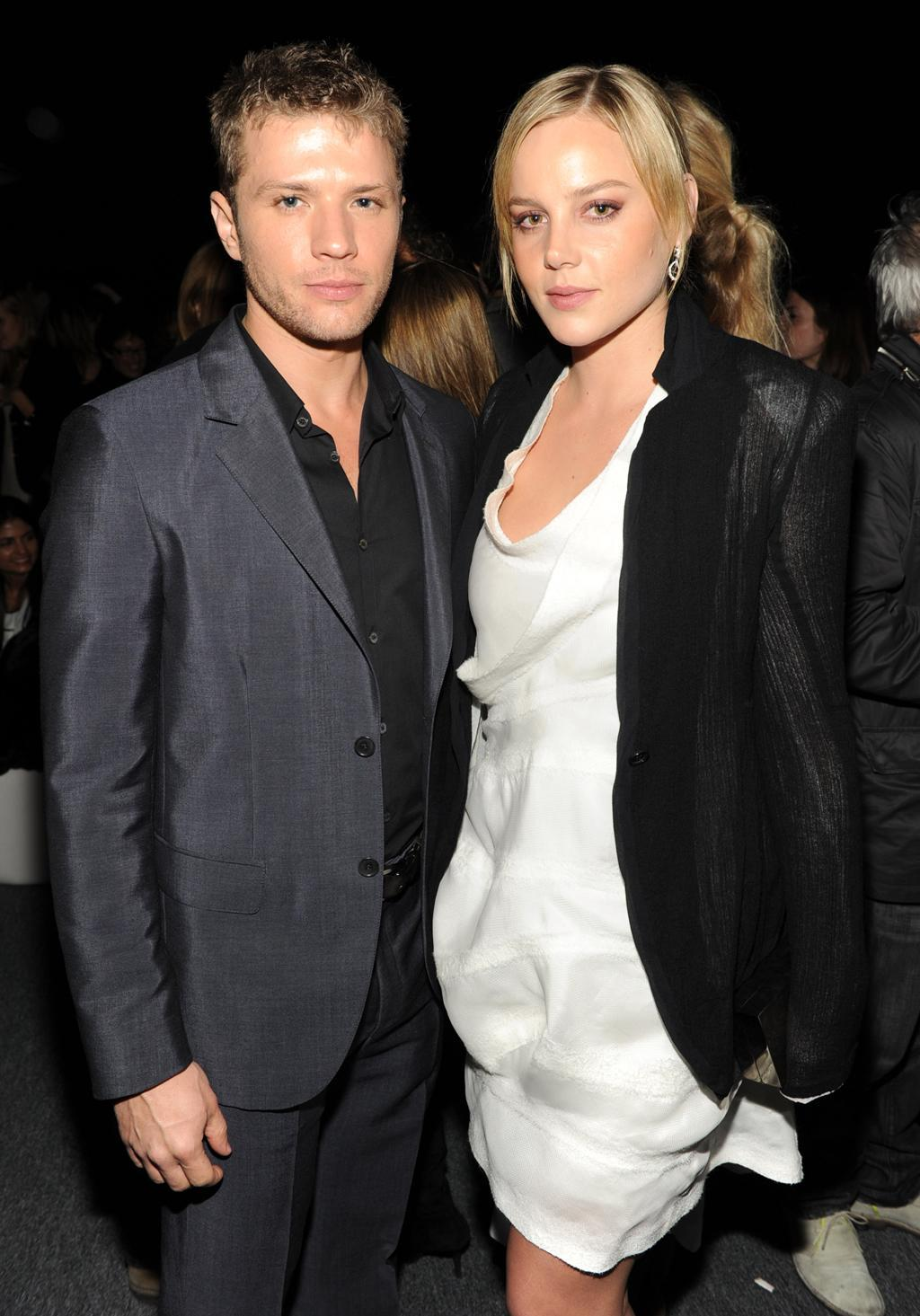 Ryan Phillippe and Abbie Cornish. (Photo: Getty Images)