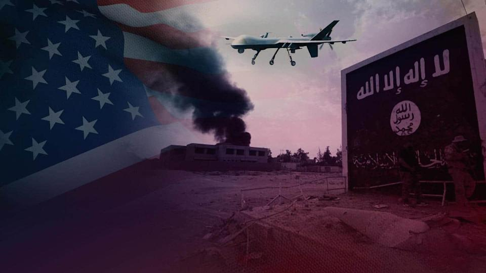 US carries out drone strike on ISIS-K after Kabul blasts