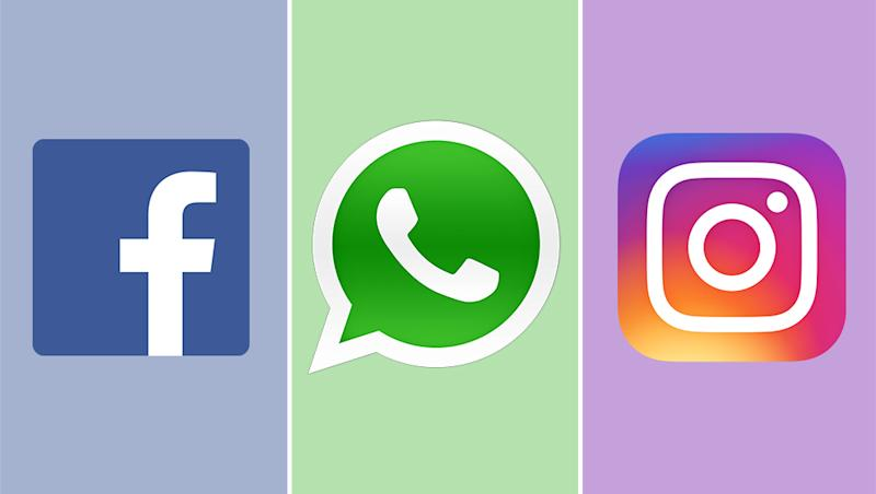 Facebook, Instagram, WhatsApp Down For Several Users Across The World; Netizens in Europe, US, Middle East & South America Worst-Hit