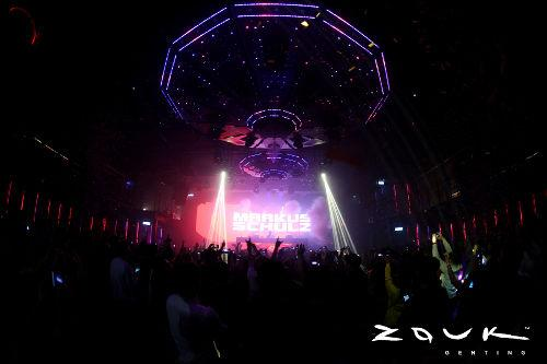 You don't want to miss Markus Schulz's return to Zouk Genting!