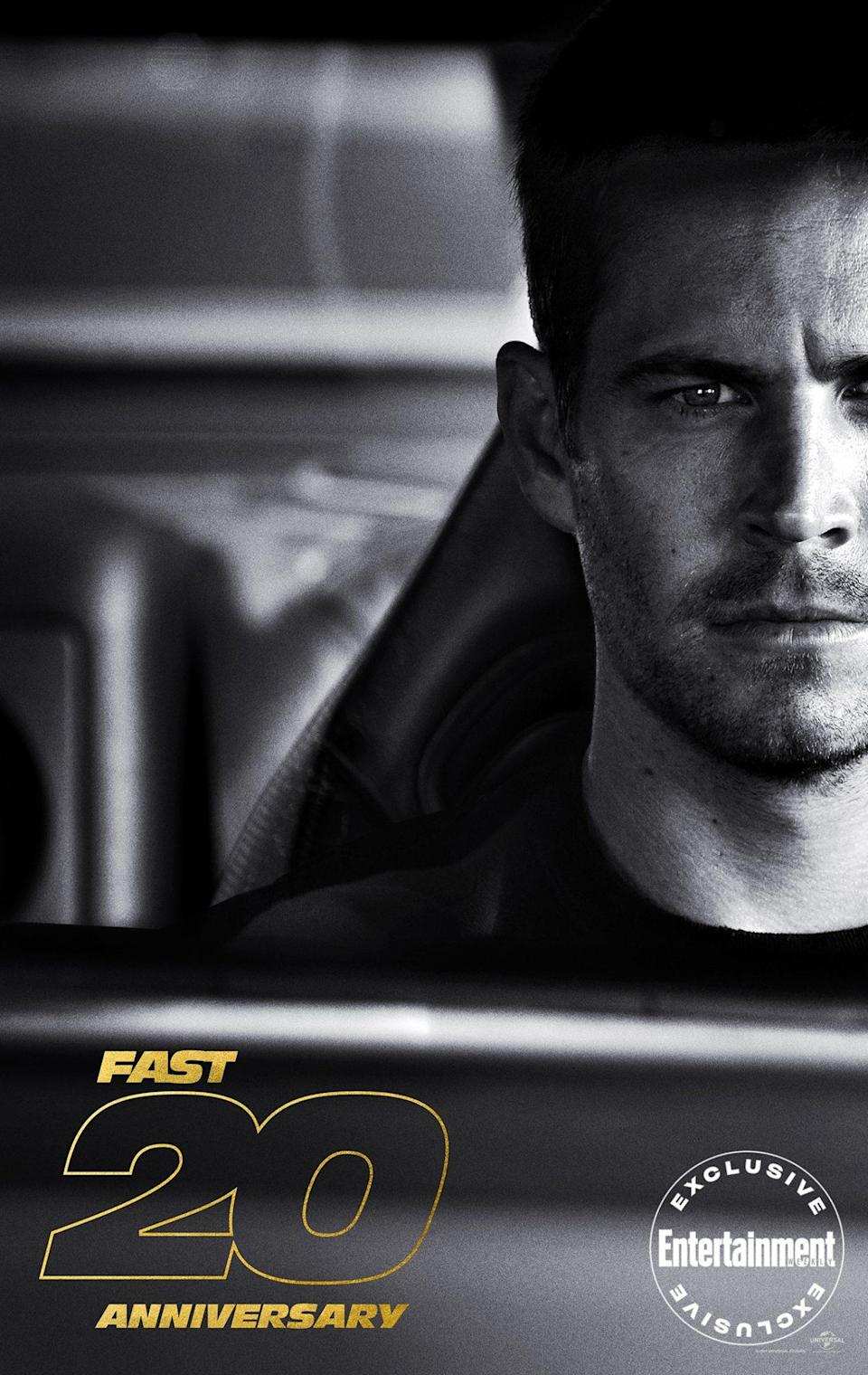 """<p><a href=""""https://ew.com/tag/paul-walker/"""" rel=""""nofollow noopener"""" target=""""_blank"""" data-ylk=""""slk:Paul Walker"""" class=""""link rapid-noclick-resp"""">Paul Walker</a> was <em>Fast</em>'s original hero, starring in <em>The Fast and the Furious</em>, <em>2 Fast 2 Furious</em>, <em>Fast & Furious</em>, <em>Fast Five</em>, <em>Fast & Furious 6</em>, and <em>Furious 7</em>, before the late actor passed away during the filming of the seventh installment. """"He had this ability to see,"""" said Diesel on <a href=""""https://ew.com/ew-binge-podcast/fast-saga-vin-diesel-the-fast-and-the-furious/"""" rel=""""nofollow noopener"""" target=""""_blank"""" data-ylk=""""slk:EW's BINGE: The Fast Saga"""" class=""""link rapid-noclick-resp""""><em>EW's BINGE: The Fast Saga</em></a>. """"Every time we'd come out of a premiere, it would just be me and him. Everybody would always give us our moment, and he'd always say, 'Vin, the best one's still in the can.' I'd be like, 'You didn't hear them, Paul?! They're going crazy! What do you mean the best one's still in the can?!'""""</p>"""