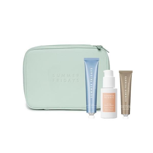 """<p>""""For a skin-care enthusiast, you can never go wrong with a Summer Fridays gift, but the brand's latest <span>Summer Fridays The Hydration Set</span> ($75) comes with three of its best-selling products to keep you hydrated through the holidays. It's especially ideal for someone who's new to the brand, and even comes in a cute travel case."""" - Stephanie Nguyen, senior native editor</p>"""