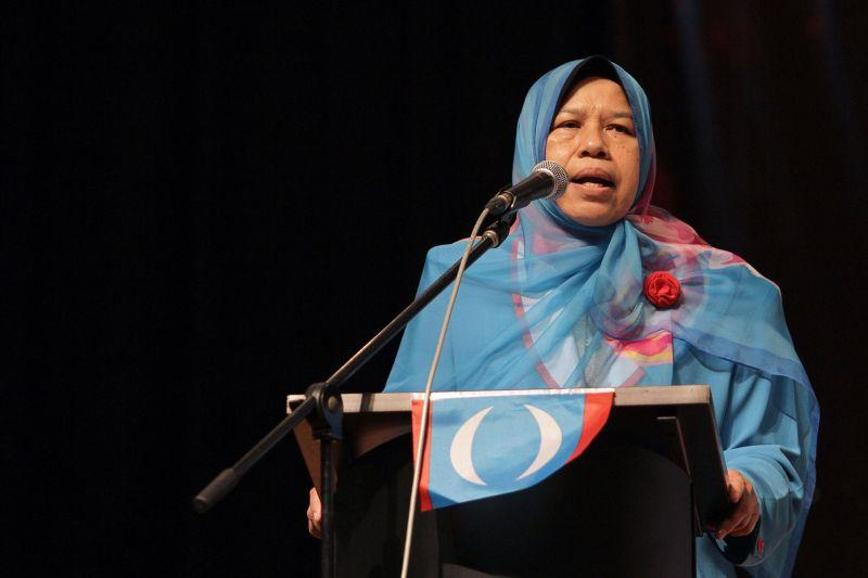 Zuraida to leave post as PKR Wanita chief, deputy to take over