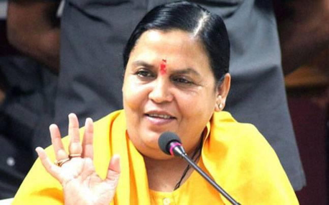 Water shall remain basis of good ties between India, Bangladesh: Uma Bharti on Teesta tangle