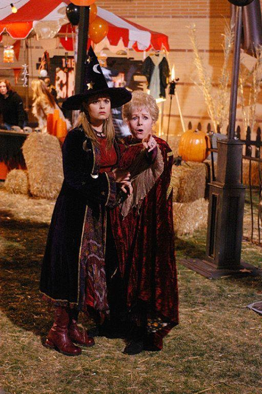 """<p>Any '90s kid will be familiar with the <em>Halloweentown</em> franchise! Marnie's entire look is iconically witchy, from the velvet hat to her long, flowing dress. Major bonus: You'll be comfortable all night long.</p><p><a class=""""link rapid-noclick-resp"""" href=""""https://www.amazon.com/Needzo-Womens-Purple-Velvet-Witches/dp/B07DTPWJ6Z/?tag=syn-yahoo-20&ascsubtag=%5Bartid%7C2164.g.37050429%5Bsrc%7Cyahoo-us"""" rel=""""nofollow noopener"""" target=""""_blank"""" data-ylk=""""slk:SHOP WITCH HATS"""">SHOP WITCH HATS</a></p><p><a class=""""link rapid-noclick-resp"""" href=""""https://www.amazon.com/VGLOOK-Christmas-Halloween-Cosplay-Costumes/dp/B0748FB99Q?tag=syn-yahoo-20&ascsubtag=%5Bartid%7C2164.g.37050429%5Bsrc%7Cyahoo-us"""" rel=""""nofollow noopener"""" target=""""_blank"""" data-ylk=""""slk:SHOP WITCH ROBES"""">SHOP WITCH ROBES</a></p><p><a class=""""link rapid-noclick-resp"""" href=""""https://go.redirectingat.com?id=74968X1596630&url=https%3A%2F%2Fwww.etsy.com%2Flisting%2F1024504842%2Fboho-long-dress-hippie-dress-festival&sref=https%3A%2F%2Fwww.thepioneerwoman.com%2Fhome-lifestyle%2Fcrafts-diy%2Fg37050429%2Fdiy-witch-costumes%2F"""" rel=""""nofollow noopener"""" target=""""_blank"""" data-ylk=""""slk:SHOP BOHO DRESSES"""">SHOP BOHO DRESSES</a></p>"""