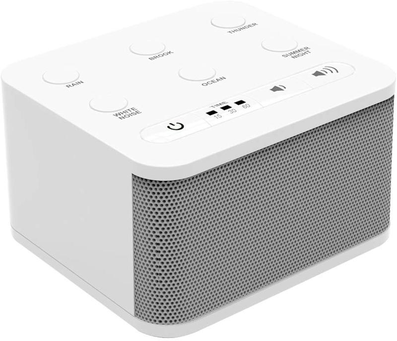 Big Red Rooster White Noise Machine. (Photo: Amazon)