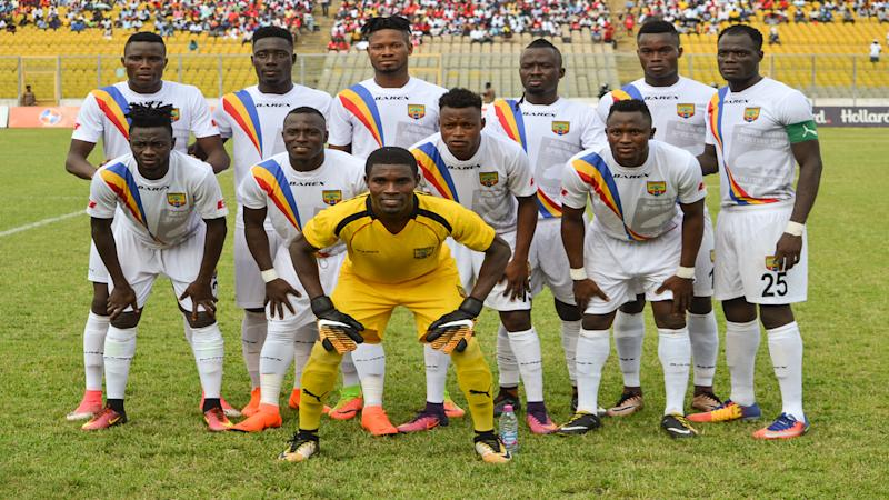 I didn't get the needed support to succeed at Hearts of Oak, says Wellington