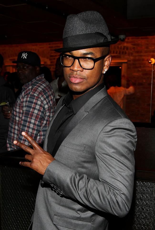 "Ne-Yo may be best known for his music, but the 31-year-old singer recently launched a <a href=""http://omg.yahoo.com/blogs/runway/ne-yo-the-mad-hatter/25"" target=""new"">men's hat line</a>. He showed off one of his creations at the party. Jerritt Clark/<a href=""http://www.wireimage.com"" target=""new"">WireImage.com</a> - September 14, 2011"