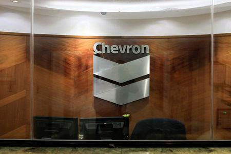 Chevron Stock Falls 3%
