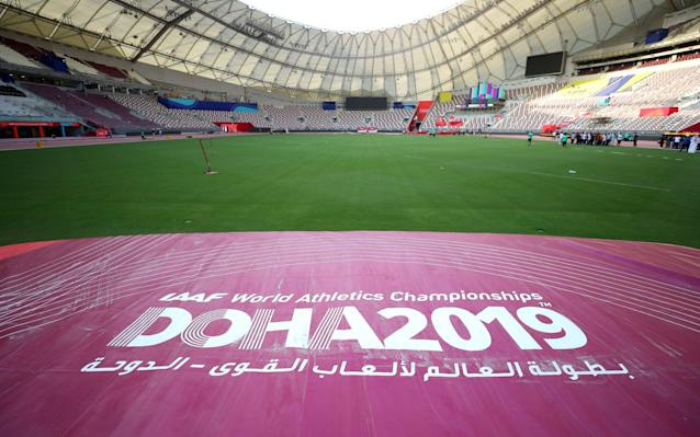 The majority of the action will take place at the Khalifa International Stadium - Getty Images AsiaPac