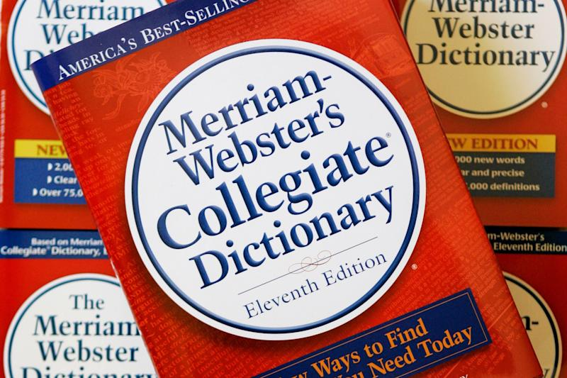 Nonbinary Pronoun 'They' Is Merriam-Webster's 2019 Word of the Year