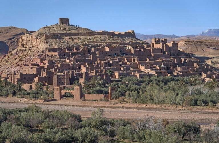 "The town served as the fictional Yellow City of Yunkai in the ""Game of Thrones"" series"