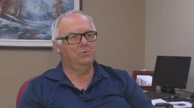 Bertrand Mayor Yvon Godin, who is head of the Forum of Acadian Peninsula Mayors, says residents are 'very, very worried' about the mystery disease identified on the peninsula and in the Moncton area. (Radio-Canada - image credit)