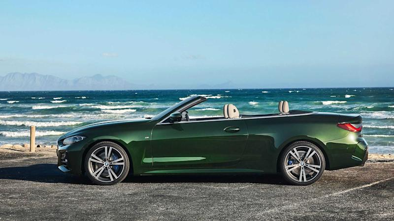 2021 BMW 4 Convertible