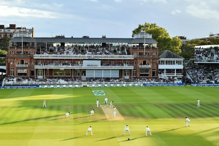 The MCC are the owners of Lord's Cricket Ground in London (AFP Photo/Glyn KIRK                  )