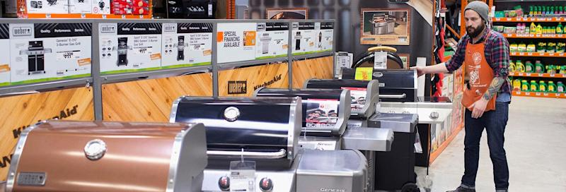 Best Gas Grills To Buy At Home Depot