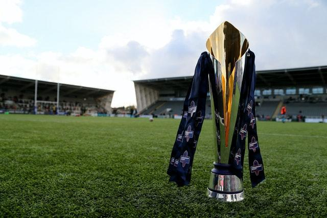 Newcastle Falcons v Exeter Chiefs – Premiership Rugby Cup – Kingston Park