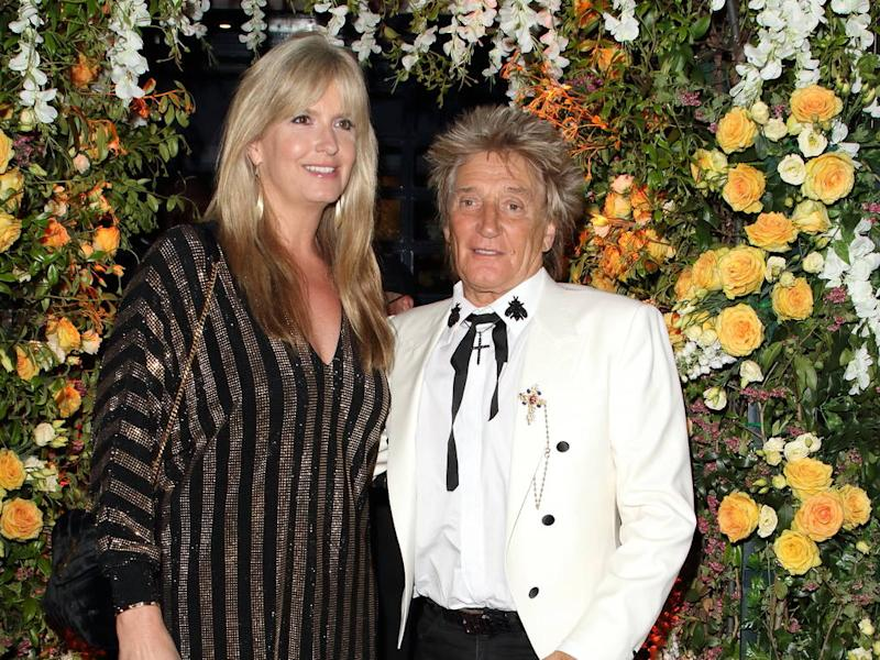 Rod Stewart feared secondary cancer diagnosis
