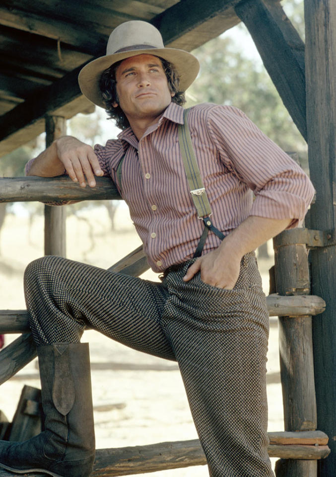 LITTLE HOUSE ON THE PRAIRIE -- Pictured: Michael Landon as Charles Philip Ingalls  (Photo by NBC/NBCU Photo Bank via Getty Images)