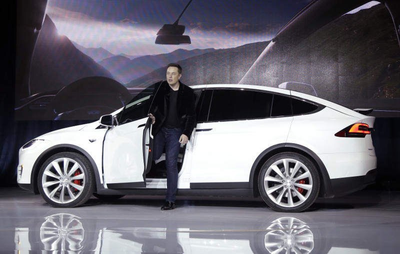 AP FACT CHECK: Tesla safety claims aren't quite right