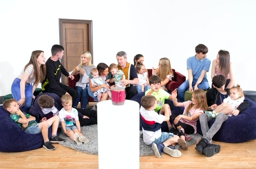 Britain's biggest family have said they won't be getting any bigger after recently welcoming their 22nd child. (PA Images)
