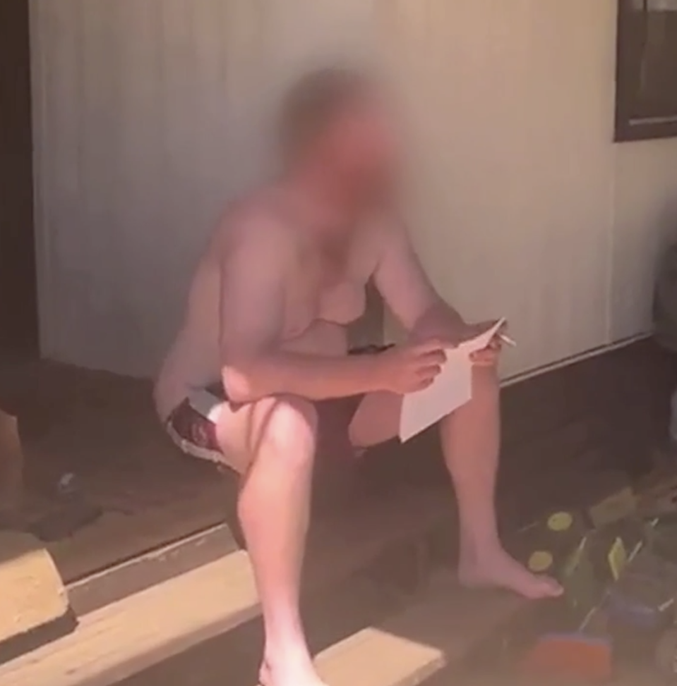 This man was arrested Friday following a long investigation. Source: NSW Police
