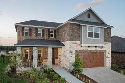 KB Home Announces the Grand Opening of Oakmont in Georgetown, Texas