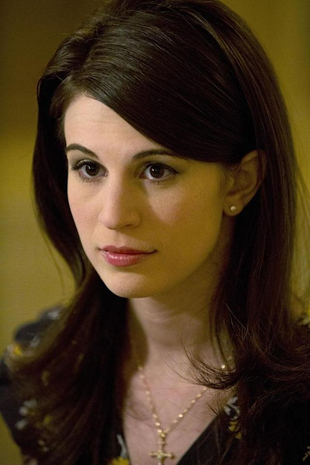 "Willa Burrell (Amelia Rose Blaire) is a vampire rights advocate and daughter of the Louisiana governor. Interrogated by Eric, she explains that the government is performing experiments on the vamps they arrest. ""They're studying ya'll — your biology, your psychology, your physiology."""