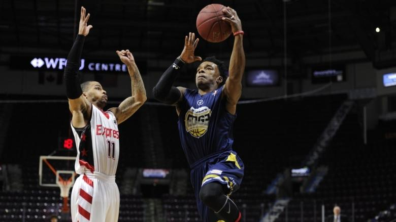St. John's Edge derail Windsor Express with 15-point comeback