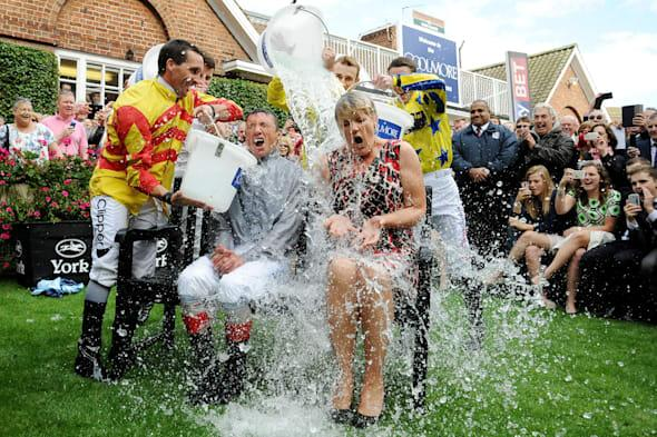 Horse Racing - 2014 Welcome To Yorkshire Ebor Festival - Coolmore Nunthorpe Stakes Day - York Racecourse