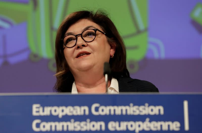 EU extends waiver until March of rule requiring airlines to use slots