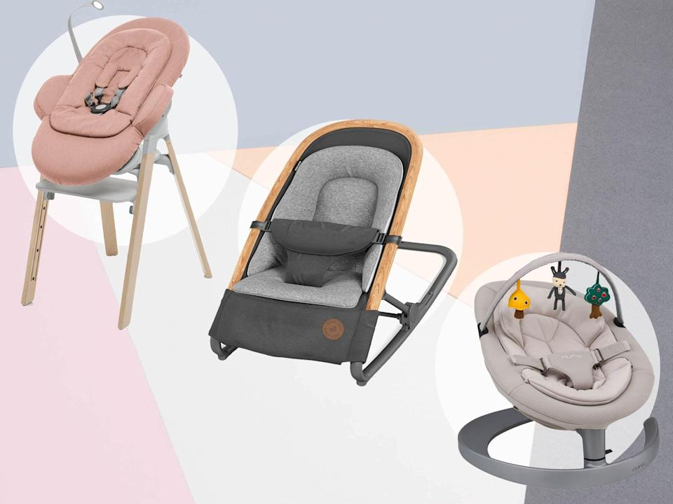 Find value for money with these tried and tested baby rockers (iStock/The Independent)