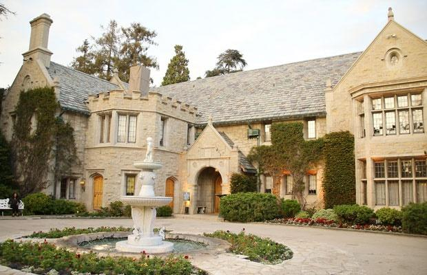 The Playboy Mansion