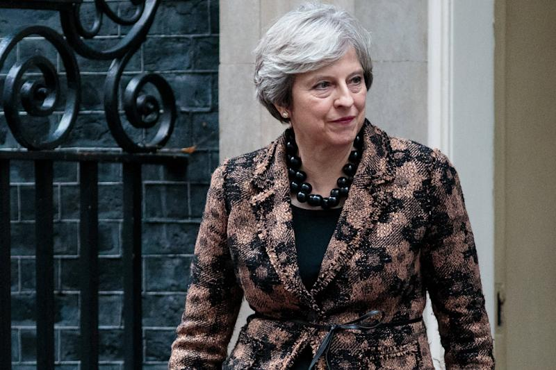 Theresa May met with her cabinet yesterday, it is understood it was agreed to raise the UK's Brexit bill: Jack Taylor/Getty Images