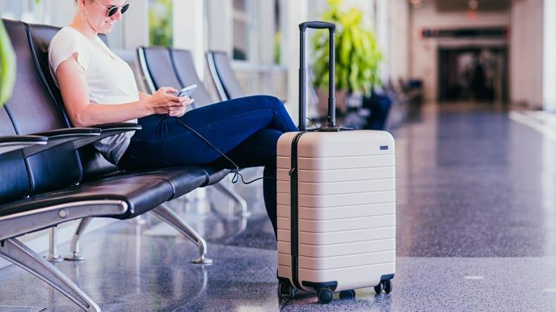 Best gifts to give yourself: Away luggage