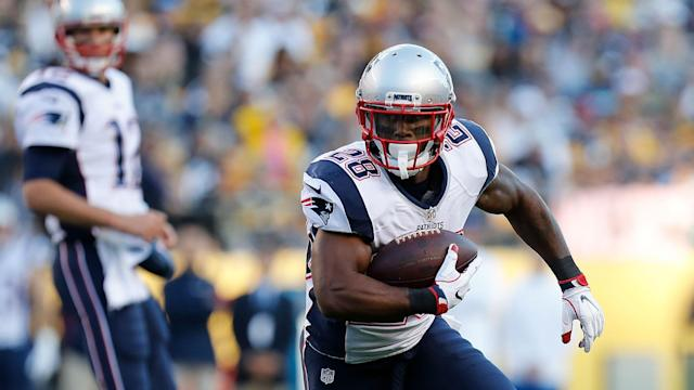 James White's role with New England this year is similar to that of last year. Which is a good thing for him and the Patriots considering he carried them to a Super Bowl victory last season.
