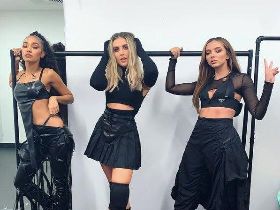 <p>Little Mix share first photo without Jesy Nelson</p>Instagram