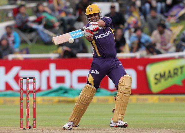 Manvinder Bisla was a star for Kolkata Knight Riders's 2012 campaign