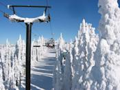 """<p>Did you think we forgot about you après ski lovers? The Mountain Village at <a href=""""https://bigskyresort.com"""" rel=""""nofollow noopener"""" target=""""_blank"""" data-ylk=""""slk:Big Sky Resort"""" class=""""link rapid-noclick-resp"""">Big Sky Resort</a> is a perfect gateway that mixes luxury with physical activities. If you're not into skiing, but are still looking for outdoorsy excursions and the weather is just right, check out <a href=""""https://www.yellowstonepark.com/things-to-do/best-rafting-trips-near-yellowstone"""" rel=""""nofollow noopener"""" target=""""_blank"""" data-ylk=""""slk:whitewater rafting at Yellowstone River"""" class=""""link rapid-noclick-resp"""">whitewater rafting at Yellowstone River</a> or the psychedelic <a href=""""https://www.yellowstonepark.com/things-to-do/grand-prismatic-midway-geyser-basin"""" rel=""""nofollow noopener"""" target=""""_blank"""" data-ylk=""""slk:Grand Prismatic Spring"""" class=""""link rapid-noclick-resp"""">Grand Prismatic Spring</a>. These fun activities can be coupled with drinks and food at <a href=""""https://www.yellowstonenationalparklodges.com/lodgings/hotel/old-faithful-inn/"""" rel=""""nofollow noopener"""" target=""""_blank"""" data-ylk=""""slk:The Old Faithful Inn"""" class=""""link rapid-noclick-resp"""">The Old Faithful Inn</a>. This woodsy establishment can serve as your final pitstop on your Montana staycation. </p>"""